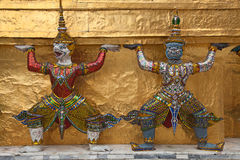 bangkok storslagen slott thailand Royaltyfria Foton