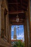 bangkok storslagen slott thailand Royaltyfria Bilder