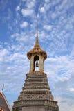 bangkok storslagen slott thailand Royaltyfri Fotografi