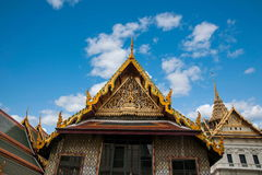 bangkok storslagen slott thailand Arkivbilder