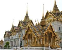 Bangkok storslagna slott Arkivfoton
