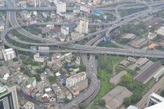 Bangkok-Straße Stockfoto