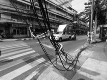 Bangkok. From the streets of Bngkok, Thailand stock image
