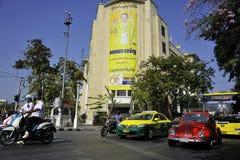 Bangkok streetscape Stock Image