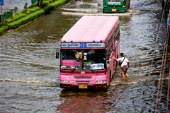 Bangkok subacquea fotografia stock