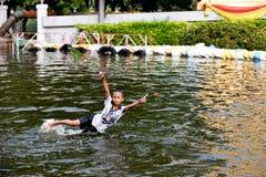 Bangkok subacquea immagine stock libera da diritti