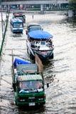Bangkok subacquea immagine stock