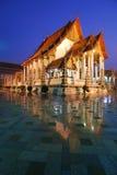 bangkok suthatthailand wat Royaltyfri Foto