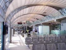 Bangkok  suvarnabhumi. Airport , floor 2 Domestic hall area Royalty Free Stock Photography
