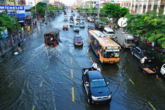 BANGKOK, TAILANDIA - 4 DE NOVIEMBRE Fotografía de archivo libre de regalías