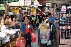 Bangkok, Tailandia: Chinatown Immagine Stock Libera da Diritti
