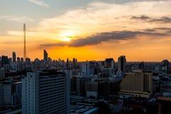 BANGKOK, TAILANDIA - 31 DE DICIEMBRE DE 2017: Fotografía de archivo libre de regalías