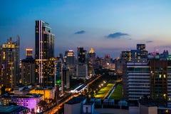 BANGKOK, TAILANDIA - 31 DE DICIEMBRE DE 2017: Imagenes de archivo