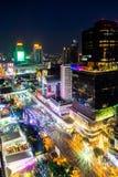 BANGKOK, TAILANDIA - 31 DE DICIEMBRE DE 2017: Fotos de archivo