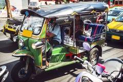BANGKOK, TAILANDIA - 18 DE JUNIO DE 2015: Ejemplo colorido del ubiqu Imagen de archivo