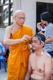 BANGKOK, TAILANDIA - 26 DE NOVIEMBRE DE 2011 serie de la ordenación Imágenes de archivo libres de regalías