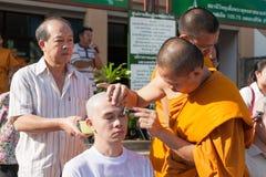 BANGKOK, TAILANDIA - 26 DE NOVIEMBRE DE 2011 serie de la ordenación Fotos de archivo