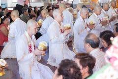 BANGKOK, TAILANDIA - 26 DE NOVIEMBRE DE 2011 serie de la ordenación Foto de archivo libre de regalías