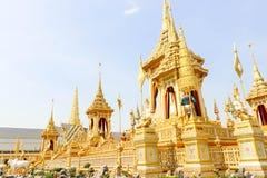Bangkok, Tailandia - 4 de noviembre de 2017; De oro del Crema real Fotos de archivo libres de regalías