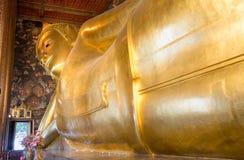 BANGKOK, TAILANDIA - 14 DE OCTUBRE DE 2016: Visión en el Budd de descanso Imagen de archivo