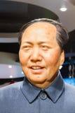 BANGKOK, TAILANDIA - 19 DICEMBRE: Figura di cera di Mao Ze famoso Fotografie Stock Libere da Diritti