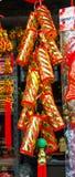 BANGKOK, TAILANDIA - FEBRERO 8,2017: Año Nuevo chino propicio Fotografía de archivo