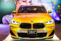 BANGKOK, TAILANDIA - 8 GIUGNO 2018: BMW X2 sDrive20i m. Sport ha b Fotografie Stock