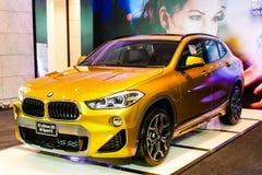 BANGKOK, TAILANDIA - 8 GIUGNO 2018: BMW X2 sDrive20i m. Sport ha b Immagini Stock Libere da Diritti