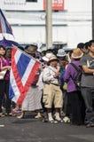 Bangkok, Tailandia - Jan19, 2014 Fotos de archivo libres de regalías