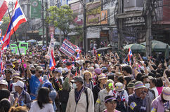 Bangkok, Tailandia - Jan19, 2014 Imagenes de archivo
