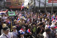 Bangkok, Tailandia - Jan19, 2014 Imágenes de archivo libres de regalías