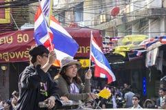 Bangkok, Tailandia - Jan19, 2014 Fotografía de archivo libre de regalías