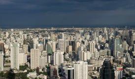 BANGKOK, TAILANDIA - 13 LUGLIO: Vista superiore di costruzione Bai-Yok2 quello Fotografia Stock Libera da Diritti