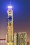 BANGKOK, TAILANDIA - 4 MAGGIO: Il più alta costruzione della Tailandia, nam Fotografia Stock
