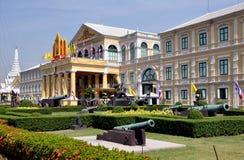 Bangkok, Tailandia: Ministero di difesa Fotografia Stock Libera da Diritti