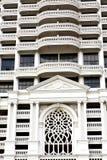 Bangkok Tailandia nei palazzi l di costruzione moderna del distretto Fotografia Stock Libera da Diritti