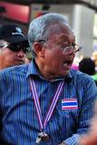 Bangkok, Tailandia: Suthep Thaugsuban, líder de PDRC Imagenes de archivo
