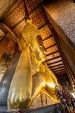 Bangkok, Tailandia, Wat Pho Temple Imágenes de archivo libres de regalías