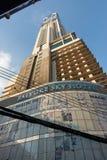 BANGKOK TAJLANDIA, Grudzień, - 6, 2017: Baiyoke nieba hotel Obraz Royalty Free
