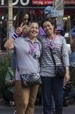 Bangkok, Tajlandia - Jan19, 2014 Zdjęcie Royalty Free