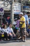 Bangkok, Tajlandia - Jan19, 2014 Fotografia Stock