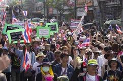 Bangkok, Tajlandia - Jan19, 2014 Obraz Royalty Free