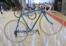 Bangkok Tajlandia, Listopad, - 23, 2012: Włoski rocznika bicyklu MASI Obrazy Stock