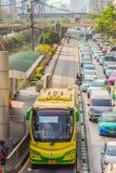 Bangkok Tajlandia, Luty, - 21, 2017: Widok Bangkok JASKRAWY, Obraz Royalty Free
