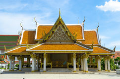 Bangkok, Tajlandia: Pawilon Obrazy Royalty Free