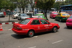 Bangkok taxi Royalty Free Stock Photos