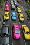bangkok taxi s Obraz Royalty Free