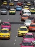 Bangkok taxis Royalty Free Stock Images
