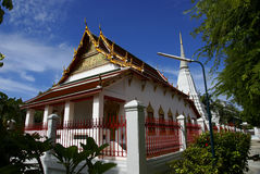 Bangkok-Tempel Lizenzfreies Stockbild