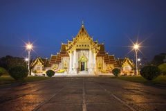 Bangkok-Tempel Stockfoto